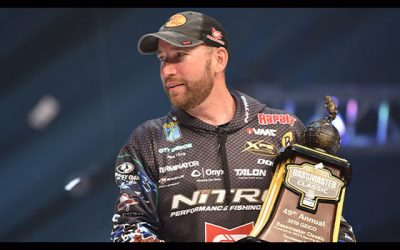 DeFoe Slams Door On Hometown Bassmaster Classic Victory With Huge Final Day