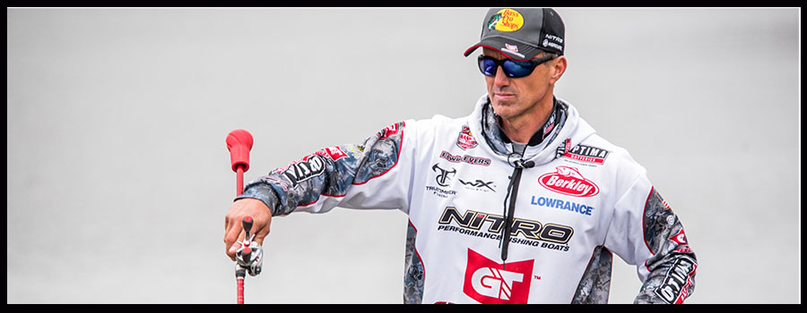 Berkley Pro Edwin Evers Claims First-Ever Major League Fishing Bass Pro Tour Points Championship Title