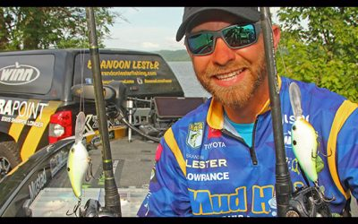 4 Hot Summer Crankbait Tips with Brandon Lester