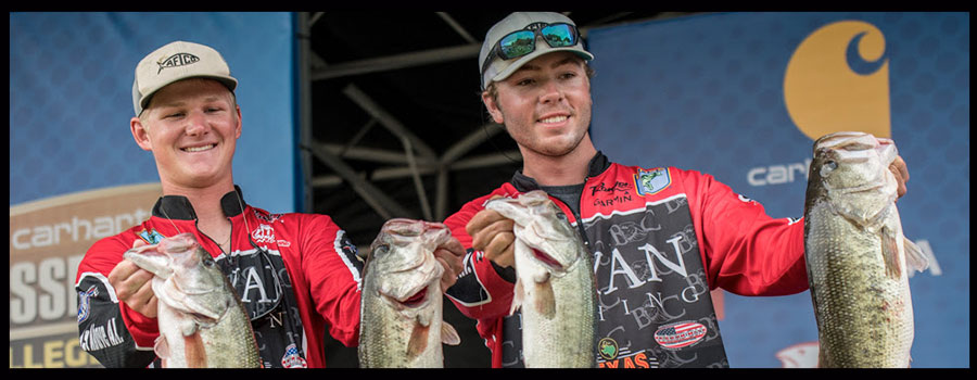 Bryan College Uses Homegrown Knowledge To Take Lead At Bassmaster College Championship