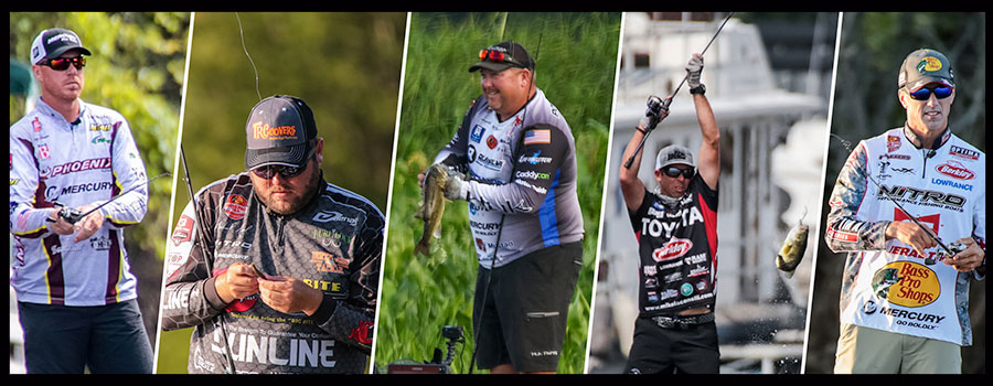 Vinson, Neal, Powroznik, Iaconelli, Evers Advance to REDCREST Championship Round