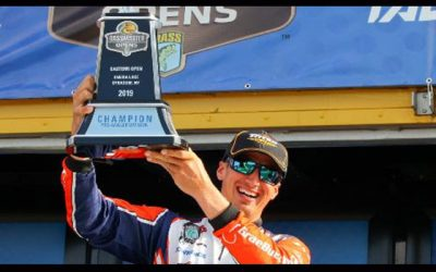 Buck Triumphs At Eastern Open On Oneida, Earns Berth For 2020 Bassmaster Classic