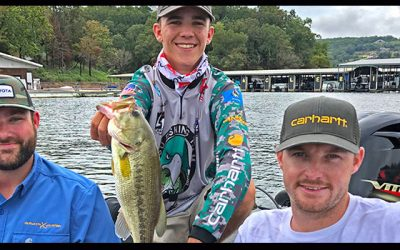 Local Experts Preview Lake Tenkiller Elite Series