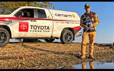 Matt Lee Believes Bubble Trails Lead to Topwater Success