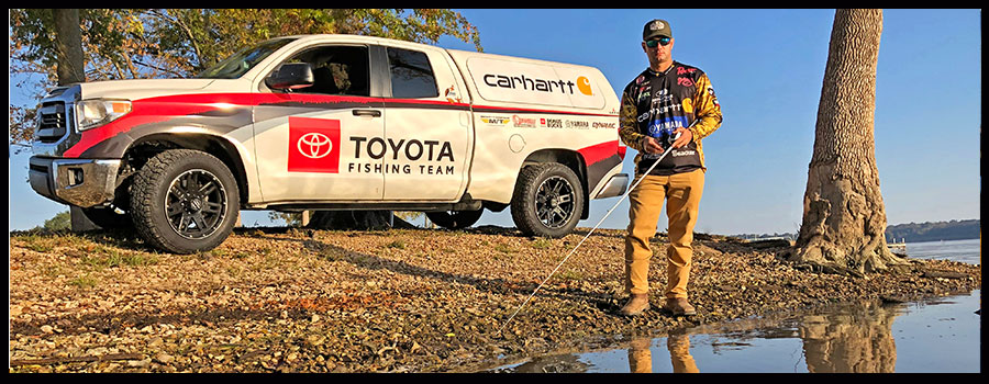 Matt Lee Believes Bubble Trails Lead to Topwater Success