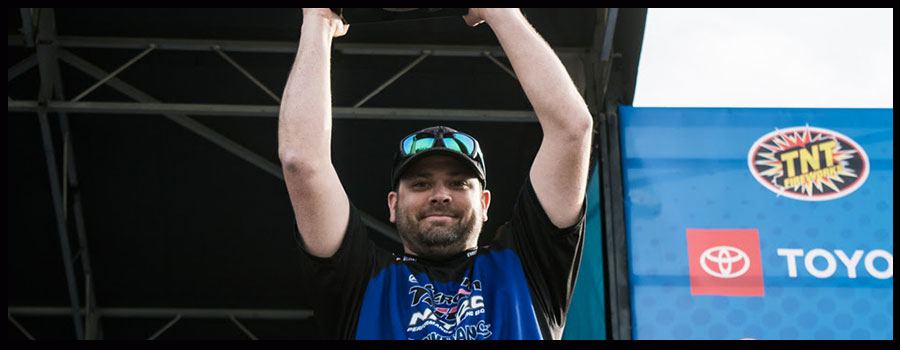 Hollen Relies On Lipless Crankbait To Win B.A.S.S. Nation Championship At Lake Hartwell