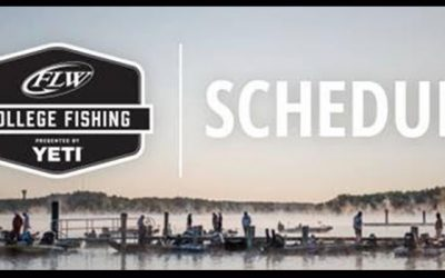FLW Announces Schedule, Rules and Entry Date for 2020 FLW College Fishing
