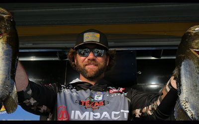 Hunter Moves Into Lead At Bassmaster Eastern Open On Kissimmee Chain