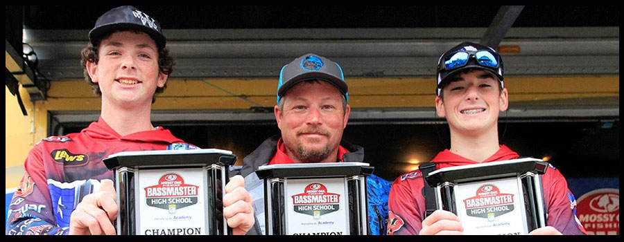 Winford And Ratliff Outpace The Field At Bassmaster High School Event On Toledo Bend