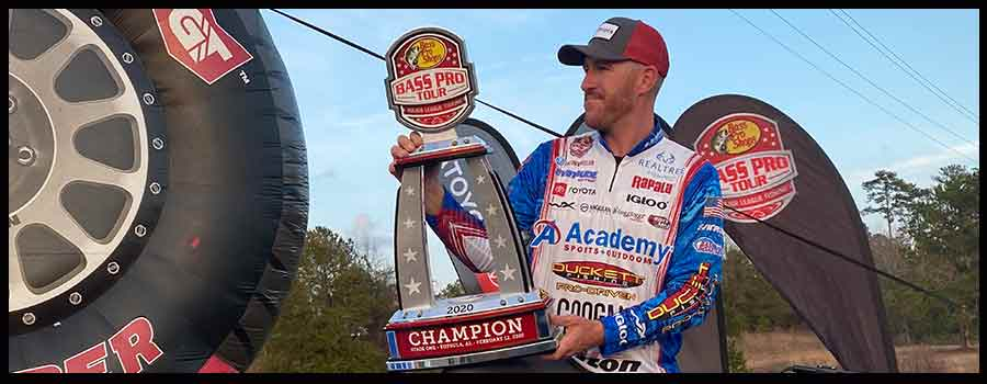 How Jacob Wheeler Won On Lake Eufaula