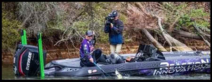 Tennessee's Abram Extends Lead at Tackle Warehouse Pro Circuit at Lake Martin