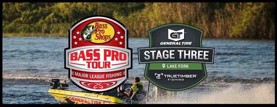 Major League Fishing Bass Pro Tour Begins Friday on Lake Fork