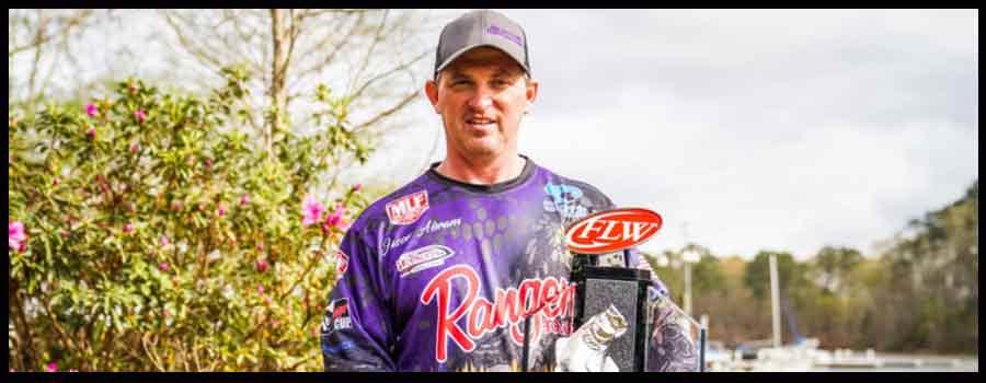 Jason Abram Wins Tackle Warehouse Pro Circuit at Lake Martin