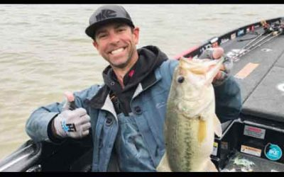 Mike Iaconelli and The Ike Foundation® Host 'Fish Against Ike' Virtual Bass Fishing Tournament
