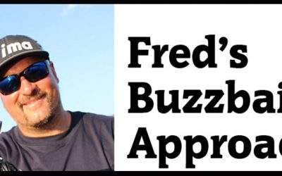 Fred's Buzzbait Approach