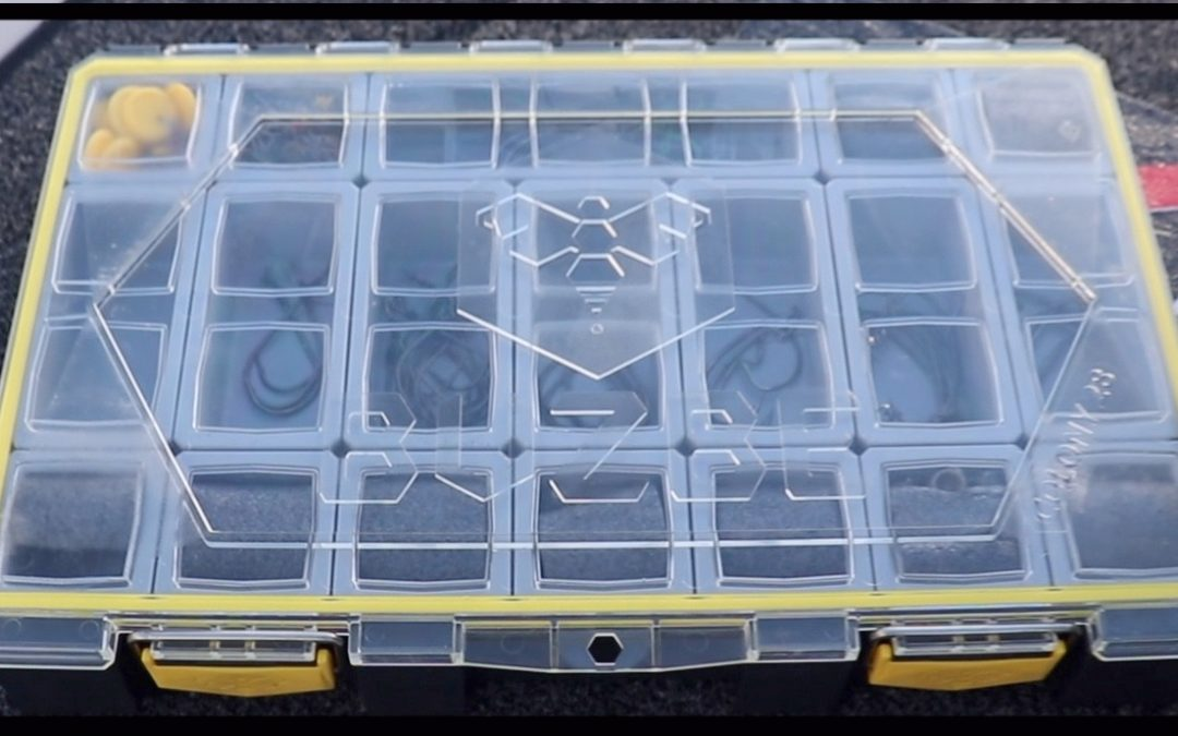 The TOUGHEST tackle box – BUZBE Colony 28