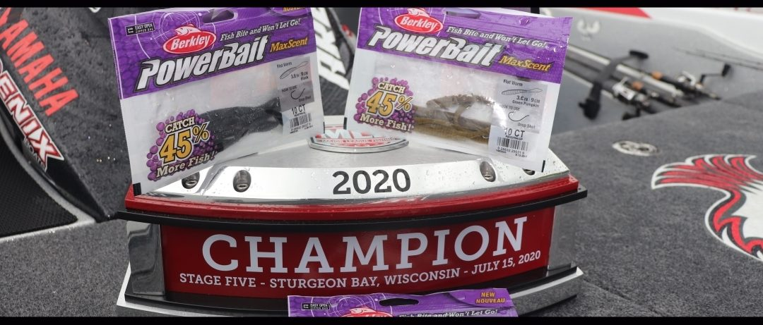 The RECORD Setting Bait that DOMINATED in Sturgeon Bay