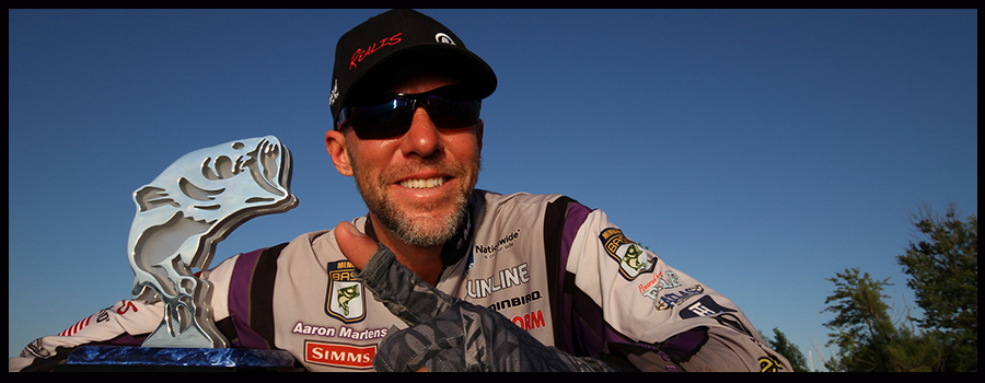 Industry and Anglers Team up for Online Aaron Martens Benefit Tournament