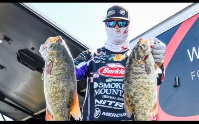 Arizona's Bertrand Leads Day One of Tackle Warehouse Pro Circuit at Lake Erie