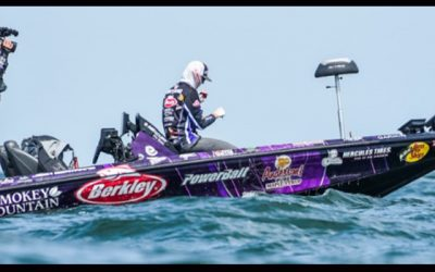 Bertrand Reclaims Lead at Tackle Warehouse Pro Circuit at Lake Erie
