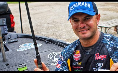 Bright Line and Smelly Baits Matt Lee's Tips for Smallmouth