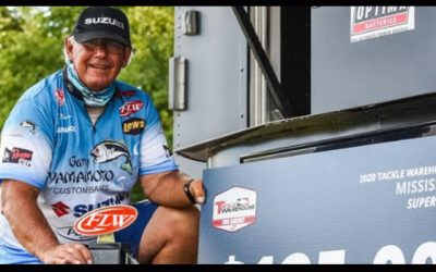 Monsoor Wins Tackle Warehouse Pro Circuit at the Mississippi River