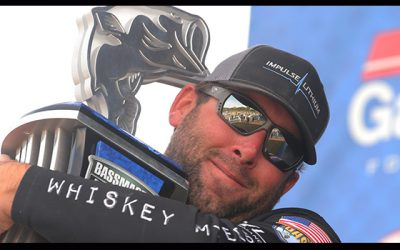 Livesay Wins First Bassmaster Elite Series Title On Chickamauga Lake
