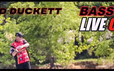 Bass 365 LIVE CAST – Boyd Duckett