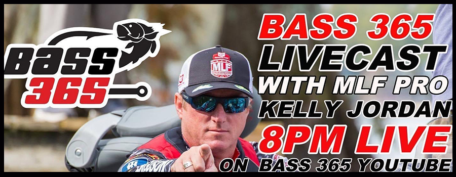 Fall Fishing for BIG BASS – Bass 365 LIVECAST with Kelly