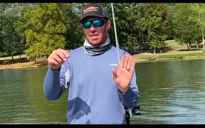 Jacob Wheeler Fall Bass Fishing Tips – Downsizing Baits To Catch More Bass
