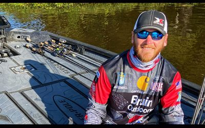 Sumrall: 22 Rods for 13+ Pounds