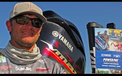 Wes Logan Knows it Pays to Run a Yamaha Outboard