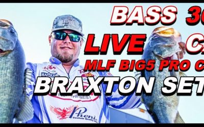CO Angler To PRO Angler – Moving Up In Tournament Fishing | Braxton Setzer Bass365 LIVECAST