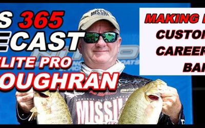 Making It WORK in Bass Fishing – Ed Loughran Bass365 LIVECAST