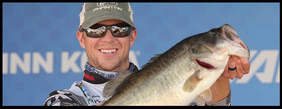 Walters Builds Huge Lake Fork Lead