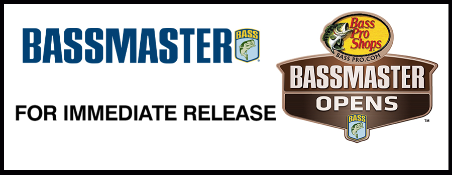 B.A.S.S. Announces 2021 Bassmaster Opens Schedule With Nine Events In Three Divisions