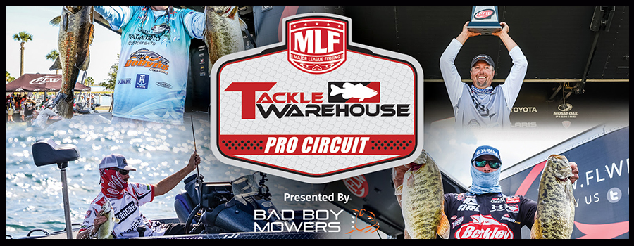 MLF Announces 2021 Tackle Warehouse Pro Circuit Roster
