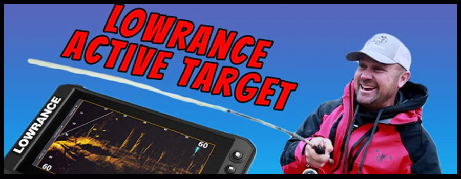 Lowrance Active Target on the Water Demonstration and Teaching!