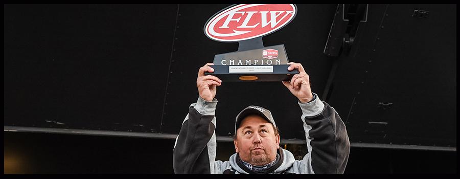 Ohio's Malone Wins Toyota Series Championship on Lake Cumberland