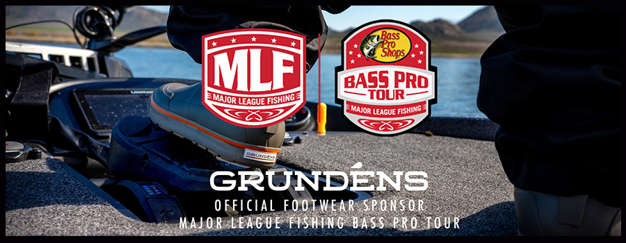 Grundéns Invests in Bass Fishing By Partnering with Major League Fishing
