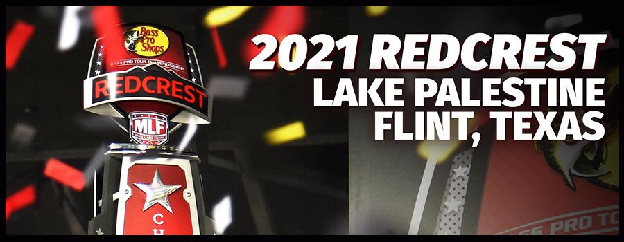 Major League Fishing Announces REDCREST 2021 Shift to Texas' Lake Palestine