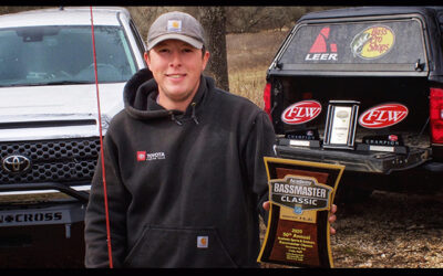 Cody Huff – Graduating from College Fishing