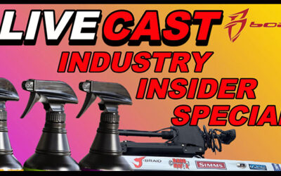 Industry Leader Special – What Do Sponsors Look For? BOAT BLING Bass365 LIVECAST