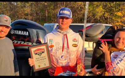 Lucky Hat Leads High School Angler's Family to $10,000