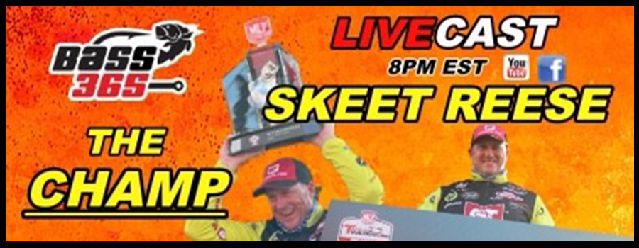 The CHAMP Is BACK! Skeet Reese's Secrets To Success on Okeechobee