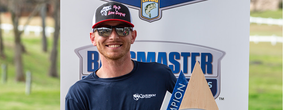 Gloria Earns Close Victory In B.A.S.S. Nation Kayak Series At Lake Fork