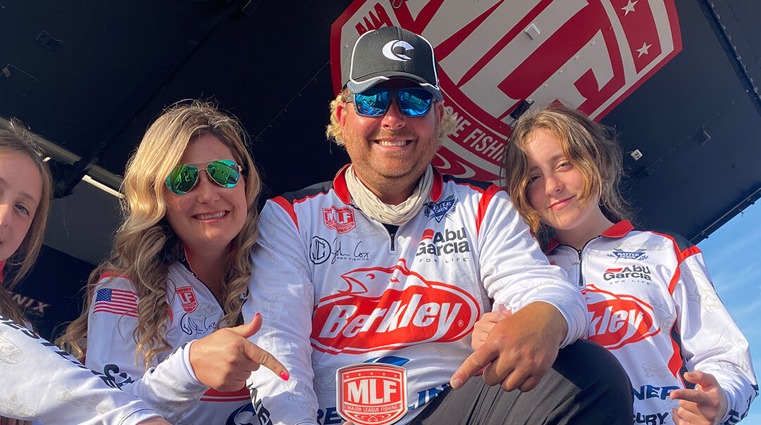 John Cox Claims Victory at Tackle Warehouse Pro Circuit on Lewis Smith Lake