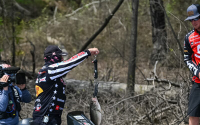 Fletcher Shryock Wins Qualifying Round for Group A at General Tire Heavy Hitters Presented by Bass Pro Shops