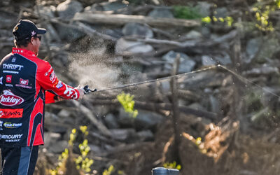 Thrift Tops Qualifying Round Group B at General Tire Heavy Hitters Presented by Bass Pro Shops