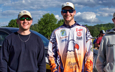 Carhartt College Anglers Preview Smith Lake